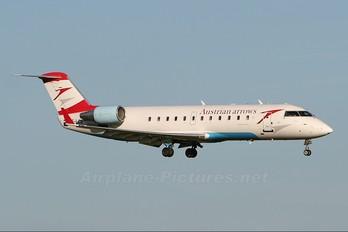OE-LCN - Austrian Airlines/Arrows/Tyrolean Canadair CL-600 CRJ-200