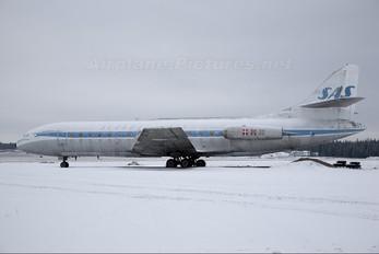 SE-DAF - SAS - Scandinavian Airlines Sud Aviation SE-210 Caravelle