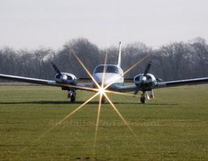 G-BSPG - Private Piper PA-34 Seneca