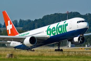 HB-ISE - Belair Boeing 767-300ER