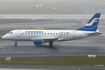OH-LEE - Finnair Embraer ERJ-170 (170-100)