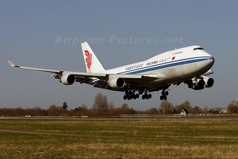 B-2478 - Air China Cargo Boeing 747-400BCF, SF, BDSF
