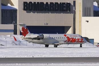 C-FWRE - Air Canada Jazz Canadair CL-600 CRJ-200