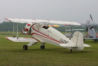 F-AZHC - Amicale Jean Salis Bücker Bü.133 Jungmeister
