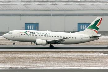 LZ-BOW - Bulgaria Air Boeing 737-300