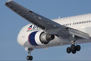 N153DL - Delta Air Lines Boeing 767-300ER
