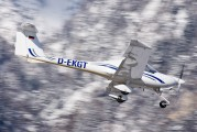 D-EKGT - Private Diamond DA 20 Katana aircraft