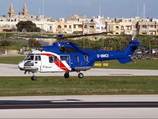 G-BMCX - Bristow Helicopters Aerospatiale AS332 Super Puma