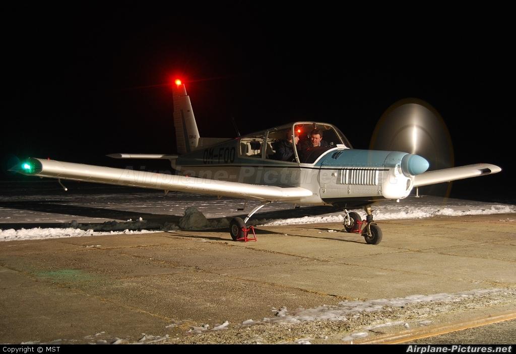 Slovensky Narodny Aeroklub OM-FOO aircraft at Očová