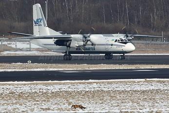 UR-DWD - ACR Aero-Charter Antonov An-26 (all models)