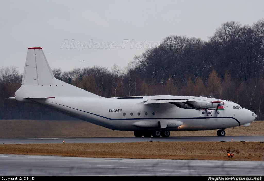 Ruby Star Air Enterprise EW-269TI aircraft at Luxembourg - Findel