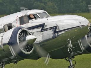 F-AZLL - Private Lockheed 12 Electra Junior