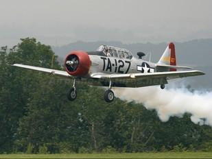 F-AZBE - Private North American Harvard/Texan (AT-6, 16, SNJ series)