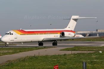 EC-KSF - Aerofan McDonnell Douglas MD-87