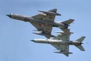 2500 - Czech - Air Force Mikoyan-Gurevich MiG-21MF aircraft