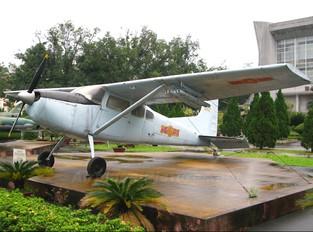 042 - Vietnam - Air Force Cessna 185 Skywagon