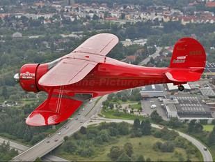 N69H - Private Beechcraft 17 Staggerwing