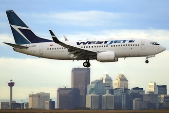CGWSE - WestJet Airlines Boeing 737-700