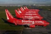OY-MRJ - Sterling Boeing 737-700 aircraft