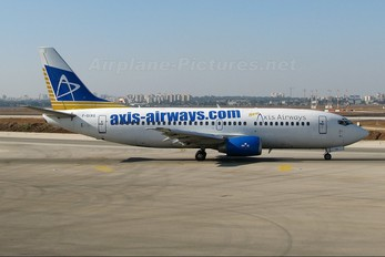 F-GIXG - Axis Airways Boeing 737-300