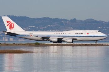 B-2469 - Air China Boeing 747-400