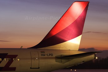 HA-LPD - Wizz Air Airbus A320