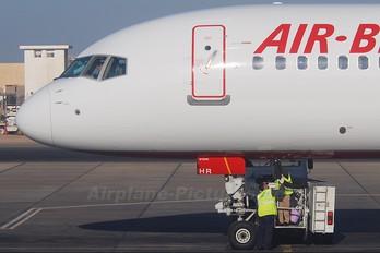 HB-IHR - Air Berlin - Belair Boeing 757-200