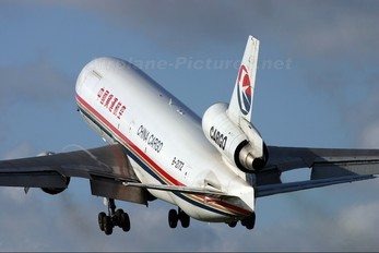 B-2172 - China Cargo McDonnell Douglas MD-11F