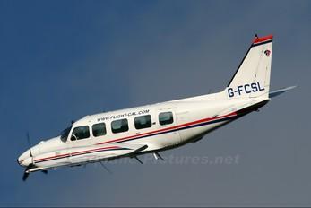 G-FCSL - Flight Calibration Services Piper PA-31 Navajo (all models)