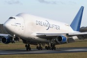 N780BA - Boeing Company Boeing 747-400LCF Dreamlifter aircraft