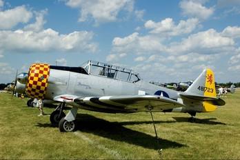 N350HT - Private North American Harvard/Texan (AT-6, 16, SNJ series)
