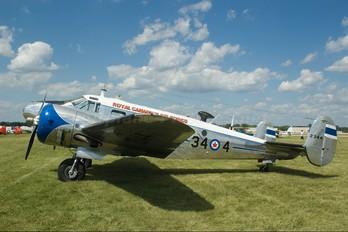 N223CM - Private Beechcraft 18 Twin Beech, Expeditor