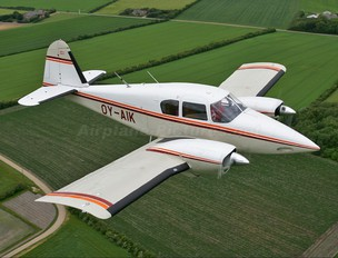 OY-AIK - Private Piper PA-23 Apache