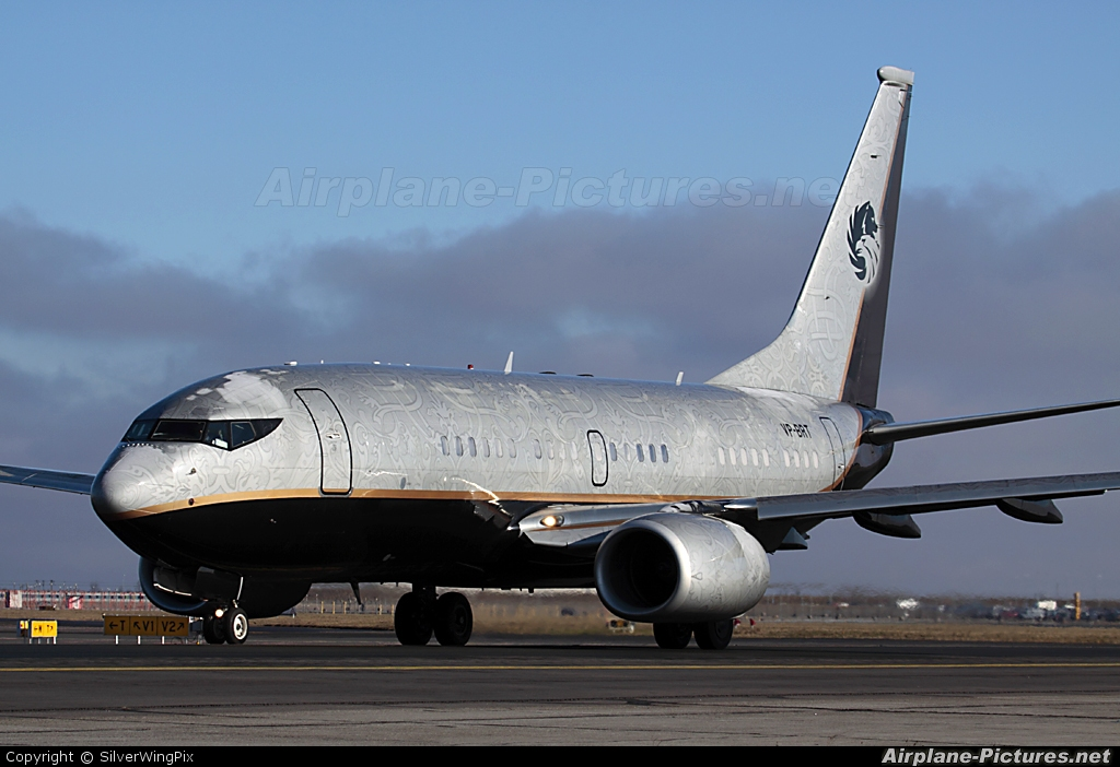 Private VP-BRT aircraft at Undisclosed location
