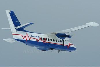 OK-WYI - CAA - Czech Aviation Authority LET L-410 Turbolet