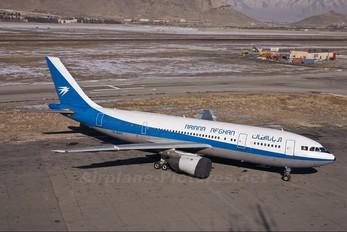 YA_BAB - Ariana Afghan Airlines Airbus A300
