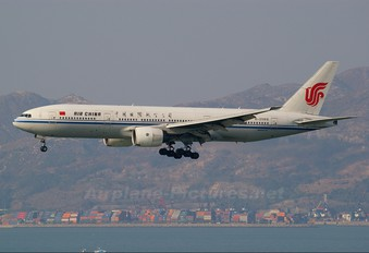 B-2069 - Air China Boeing 777-200