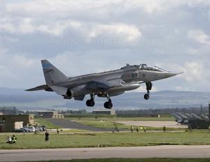 XX840 - Royal Air Force Sepecat Jaguar T.4