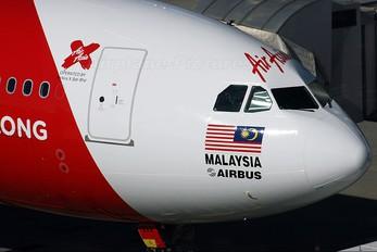9M-XXA - AirAsia X Airbus A330-300