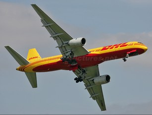 G-BMRD - DHL Cargo Boeing 757-200F