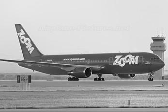 CGZUM - Zoom Airlines Boeing 767-300