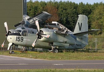 159 - Netherlands - Navy Grumman US-2B Tracker