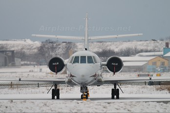 N45JB - Private Dassault Falcon 200