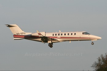 OO-EPU - Abelag Aviation Learjet 45