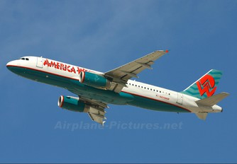 N619AW - America West Airlines Airbus A320