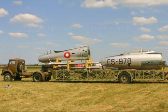 FS-978 - Denmark - Air Force Republic F-84G Thunderjet