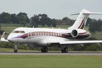 OE-INC - Private Bombardier BD-700 Global 5000