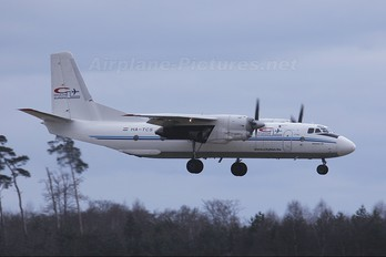 HA-TCS - Cityline Hungary Antonov An-26 (all models)