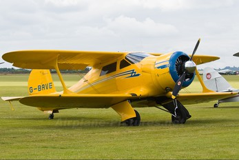 G-BRVE - Patina Beechcraft 17 Staggerwing