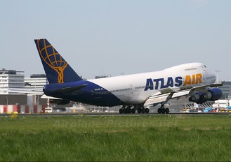 N524MC - Atlas Air Boeing 747-200F